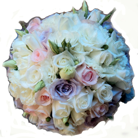 Wedding Posy Bouquet 21
