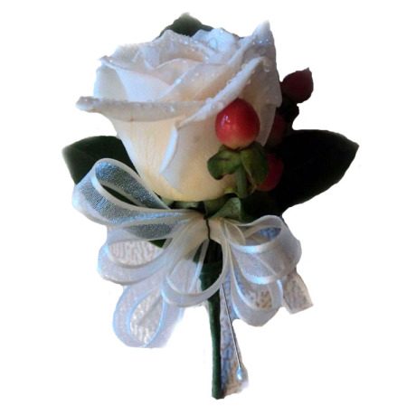 Wedding Buttonhole 10
