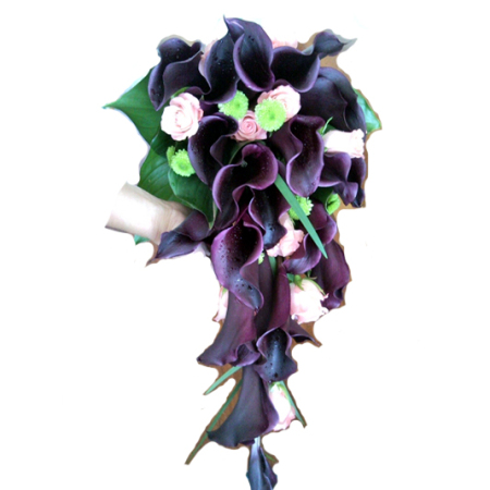 Wedding Tear Drop Bouquet 20