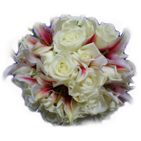 Wedding Posy Bouquet 03