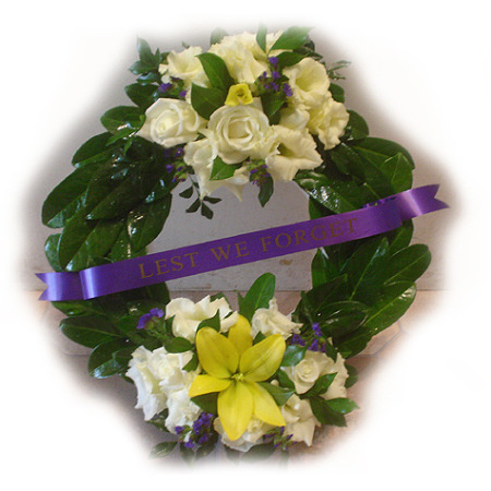 Anzac Day Wreath 03