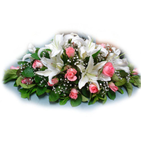 Wedding Table Flower Decoration 17