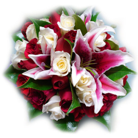 Wedding Posy Bouquet 02