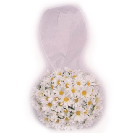 Wedding Flower Girl Pomander 07