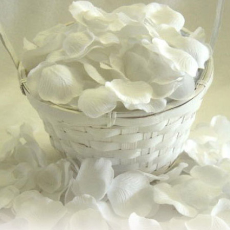 Wedding Flower Girl Basket 04