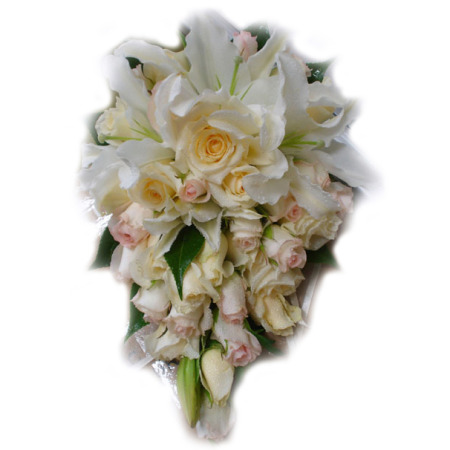Wedding Tear Drop Bouquet 10