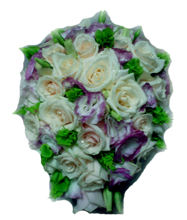 Wedding Tear Drop Bouquet 19