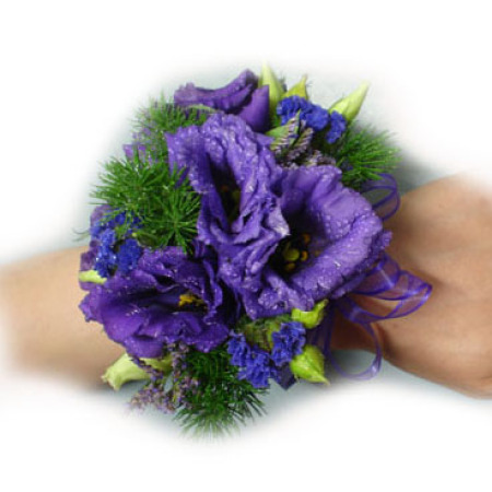 Wedding or Formal Hand Corsage 01