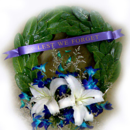 Anzac Day Wreath 01