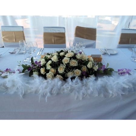 Wedding Table Flower Decoration 13