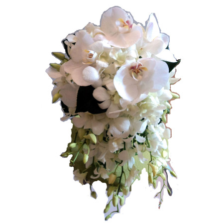 Wedding Tear Drop Bouquet 14