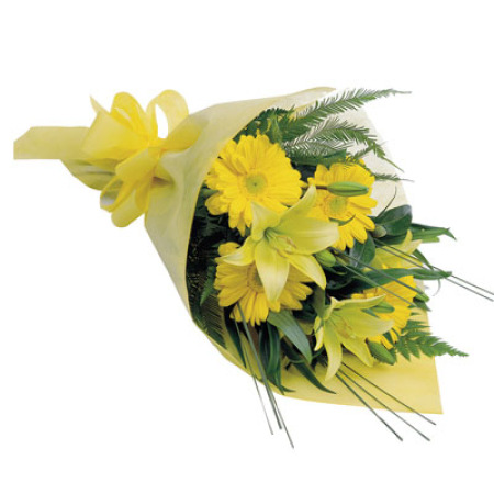 BQ 01 - Yellow Posy