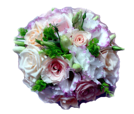 Wedding Posy Bouquet 25