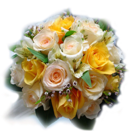 Wedding Posy Bouquet 48