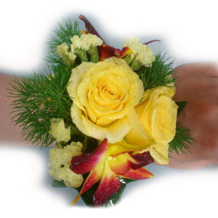 Wedding or Formal Hand Corsage 06