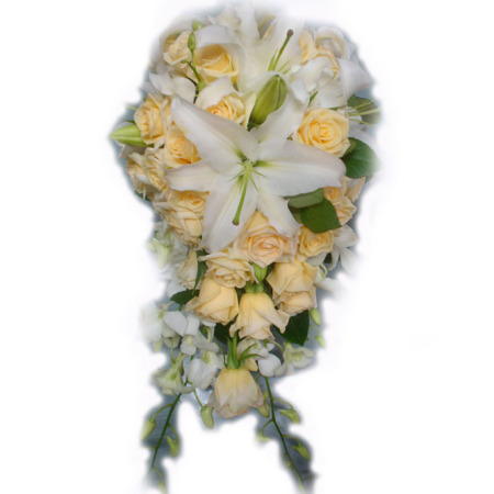 Wedding Tear Drop Bouquet 12