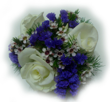 Wedding or Formal Hand Corsage 02