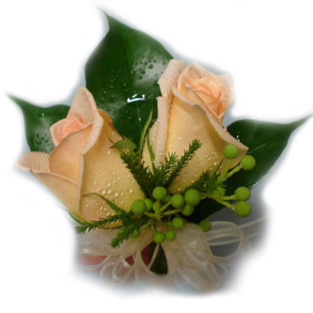 Wedding Buttonhole 04