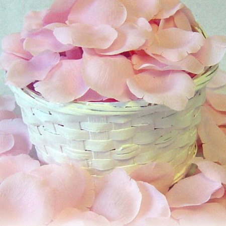 Wedding Flower Girl Basket 05