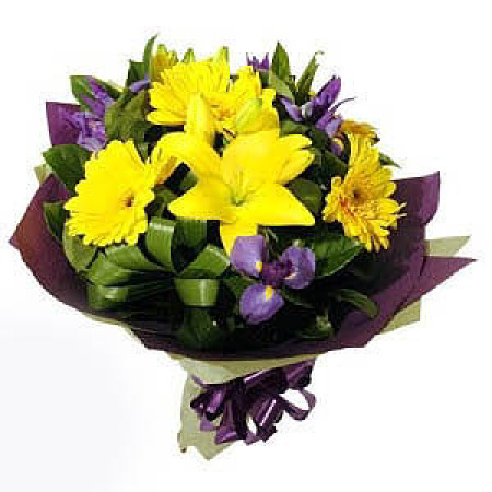 WOW 03 - Yellow and Purple Suprise For Your Mother