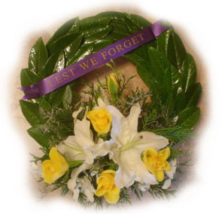 Anzac Day Wreath 02