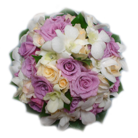 Wedding Posy Bouquet 41