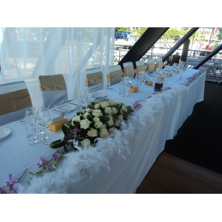 Wedding Table Flower Decoration 12
