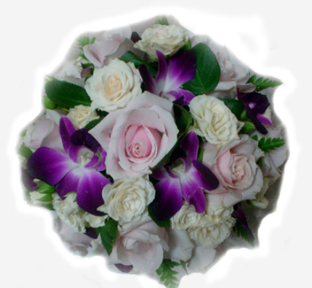 Wedding Posy Bouquet 27