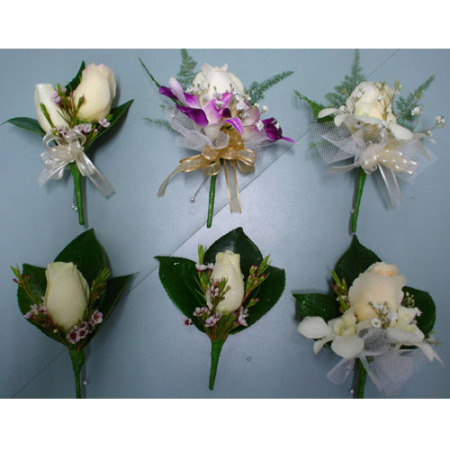 Wedding Buttonhole 29