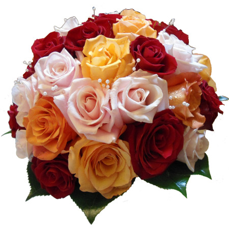 Wedding Posy Bouquet 45