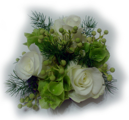 Wedding or Formal Hand Corsage 09