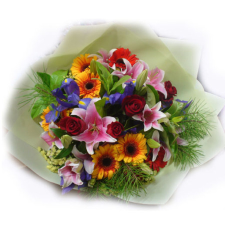 BQ 14 -  Florist Bright Mixture Selection