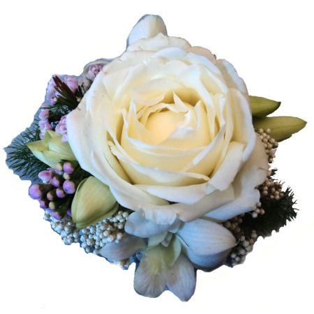 Wedding or Formal Hand Corsage 04