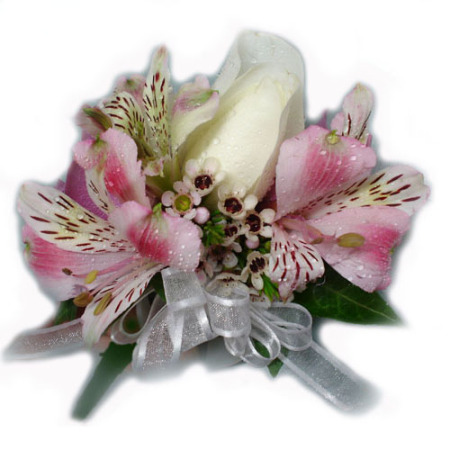 Wedding Buttonhole 13